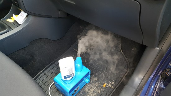 Odgrzybianie Klimatyzacji