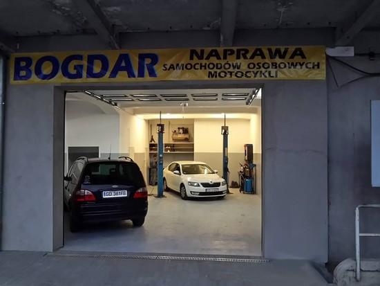Bogdar - Naprawa samochodów osobowych oraz motocykli