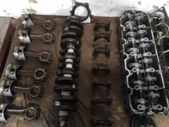 Odbudowa silnika m20b25 bmw