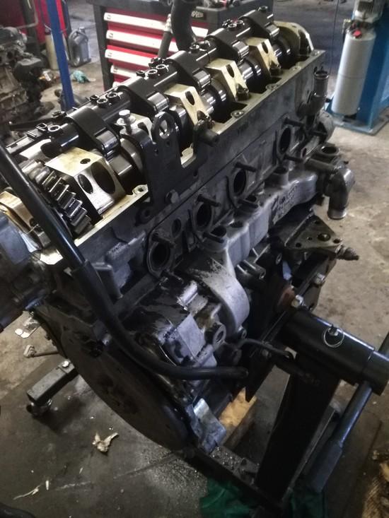 Remont kapitalny silnika vw 2.5TDI AXD