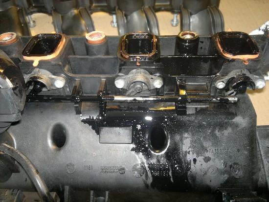 BMW E46 320d brak mocy