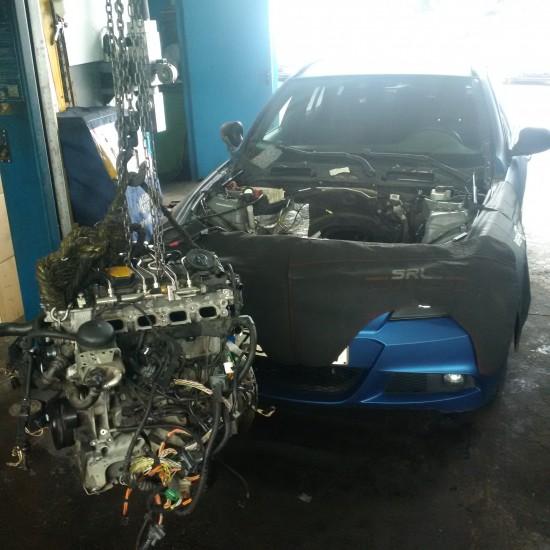 Swap silnika, wymiana silnika