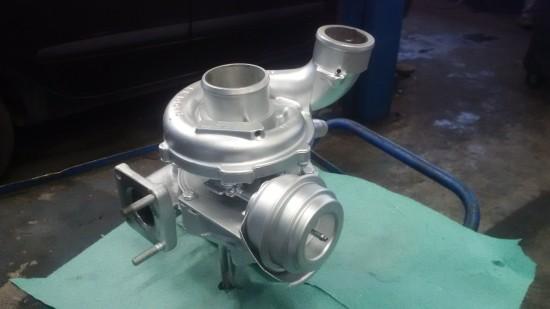 Regeneracja turbosprężarki Szczecin Auto Miś