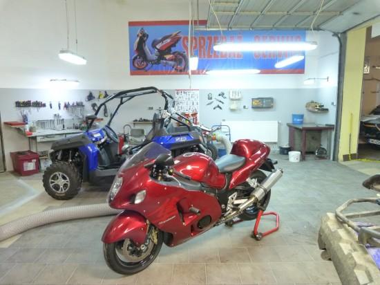 PHU Motocykle serwis