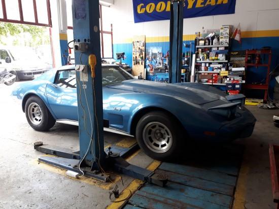 Corvette przegląd