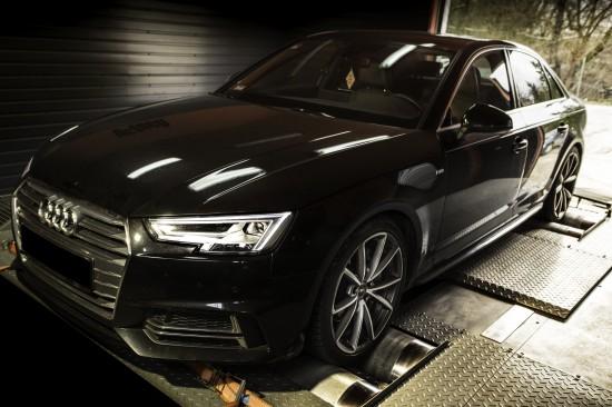 Tuning Audi w S-Performance