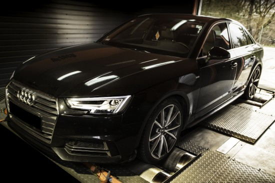Tuning Audi w S-Performance