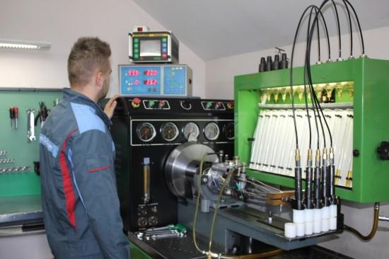 maszyny Bosch regeneracja