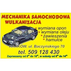 Auto Serwis Wulkanizacja Marcin Jacher