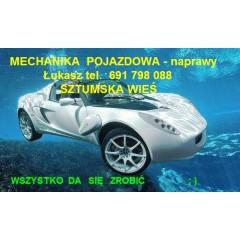 Mueler Łukasz Mechanika Pojazdowa AUTO POMOC