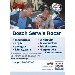 Rocar Bosch Car Service