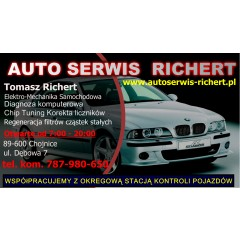 Punkt Mocy Chip tuning serwis DPF EGR