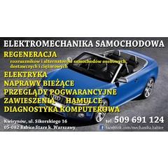 Elektromechanika samochodowa - Mechanika Pojazdowa