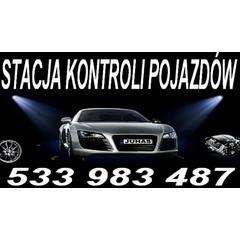 """""""Juhas"""" Stacja Kontroli Pojazdów"""