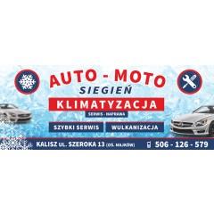 Auto Moto Siegień Klimatyzacja