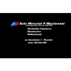 Auto Warsztat-Wulkanizacja P.Wasilewski