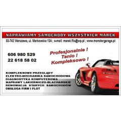 Auto Naprawa PPUH 207 Marek Flis