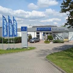Autoryzowany Serwis Hyundai Spectrum