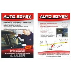 Auto Szyby Perfect Bis