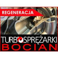 Turbosprężarki Bocian