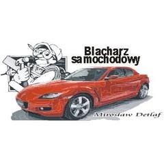 Mirosław Detlaf - blacharz samochodowy