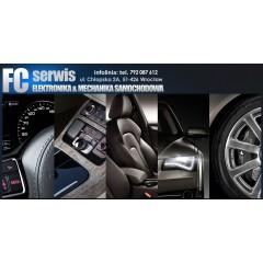 FCSERWIS elektromechanika samochodowa
