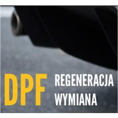 Regeneracja DPF FAP   Tomasz Słomiński ltfry cząstek stałych
