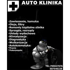 Auto-Klinika Krzysztof Pilarz Paweł Markiel