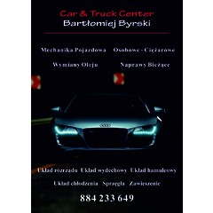 Car&Truck Center Bartłomiej Byrski