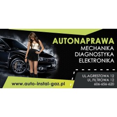 Auto - Instal - Gaz  //  Autonaprawa