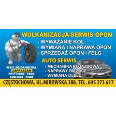 MPS Mechanika-Wulkanizacja Michał Sojda