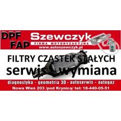 DPF / FAP Serwis Krynica Zdrój