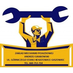 Warsztat Giszowiec Zakład Mechaniki Pojazdowej A. Grabowski