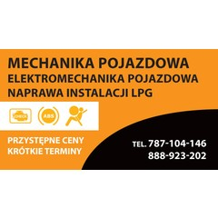 Mechanika Pojazdowa - Elektromechanika