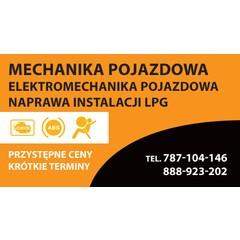 Mechanika Pojazdowa - Elektromechanika
