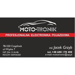 Moto-tronik Jacek Grzyb