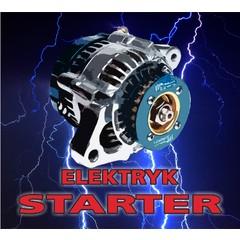 ELEKTRYK-STARTER Rozruszniki Alternatory Akumulatory