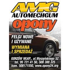 Auto-Mech-Gum   Serwis Opon -  Klimatyzacji