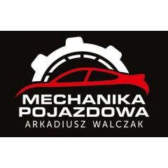 Mechanika Pojazdowa Arkadiusz Walczak