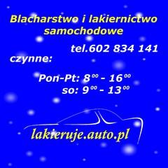 Blacharstwo i Lakiernictwo Samochodowe Roman Kotas