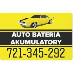 AUTO BATERIA akumulatory