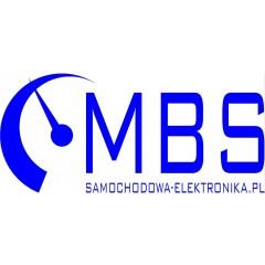 Sklep motoryzacyjny MBS + Serwis