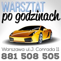Warsztat Po Godzinach