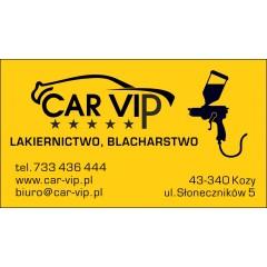 Lakiernictwo -Blacharstwo Samochodowe CAR-VIP