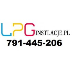 LPG instalacje