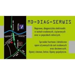 md.diag.serwis Naprawa Elektroniki Samochodowej