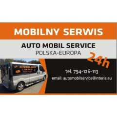 AUTO MOBIL SERVICE - mobilny serwis samochodowy