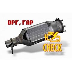 Auto - Patent, Mechanika, DPF