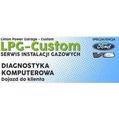 LPG-Custom Mobilny Serwis Instalacji Gazowych i Diagnostyki