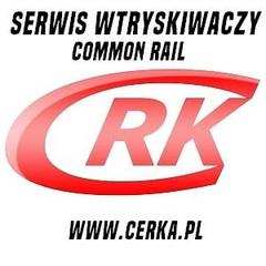 Cerka Serwis - naprawa wtryskiwaczy Common Rail
